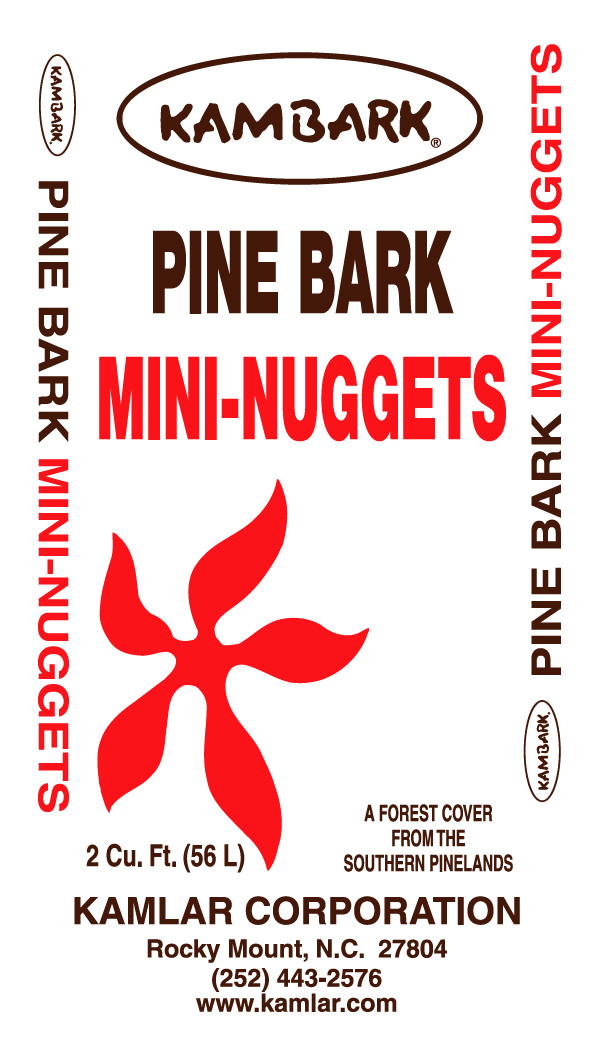Pine Bark Mini-Nuggets