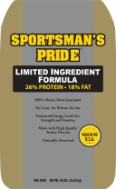 Sportsman's Pride Limited Ingredient Formula