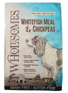 Wholesomes Whitefish Meal and Chickpeas Grain Free formula